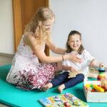 Heilpraktikerin Eva-Maria Franz in Coburg Scheuerfeld - Lowen Systems   Osteopathie für Kinder