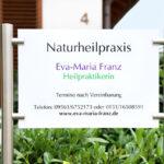 Heilpraktikerin Eva-Maria Franz in Coburg - Willkommen in meiner Naturheilpraxis